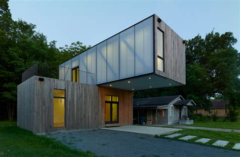 cantilever homes aia honor award cantilever house arkansas business news