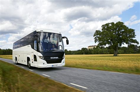 supporting for scania touring coaches scania newsroom