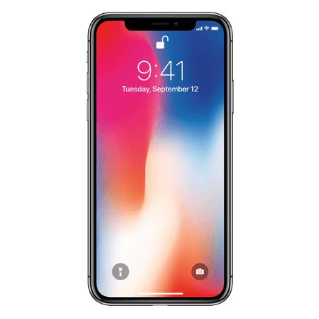 apple iphone x 64gb original set silver space grey
