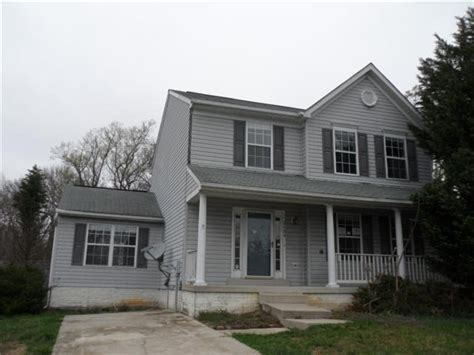 2104 wilder ct bryans road md 20616 foreclosed home