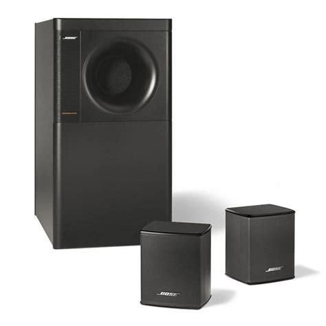 bose acoustimass  series  stereo speaker system