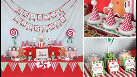 christmas birthday party decoration ideas image