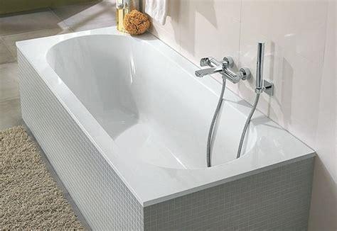 baignoire oberon villeroy et boch baignoire villeroy boch oberon salle de bains ile de chadapaux