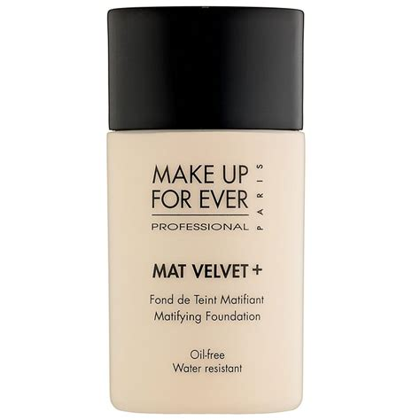 Makeup Forever Mat Velvet by Make Up For Mat Velvet Matifying Foundation No 77