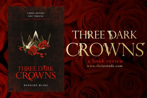 Three Crowns By Kendare book review three crowns kendare she latitude