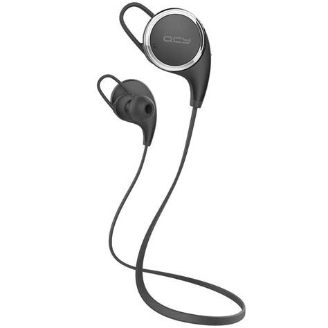 Sport Bluetooth Earphone V4 1 Dengan Mic M H2 Black Diskon qcy sport bluetooth earphone dengan microphone qy8 black jakartanotebook