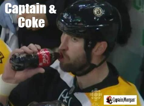 Captain Morgan Meme - zdeno chara captain morgans meme boston bruins