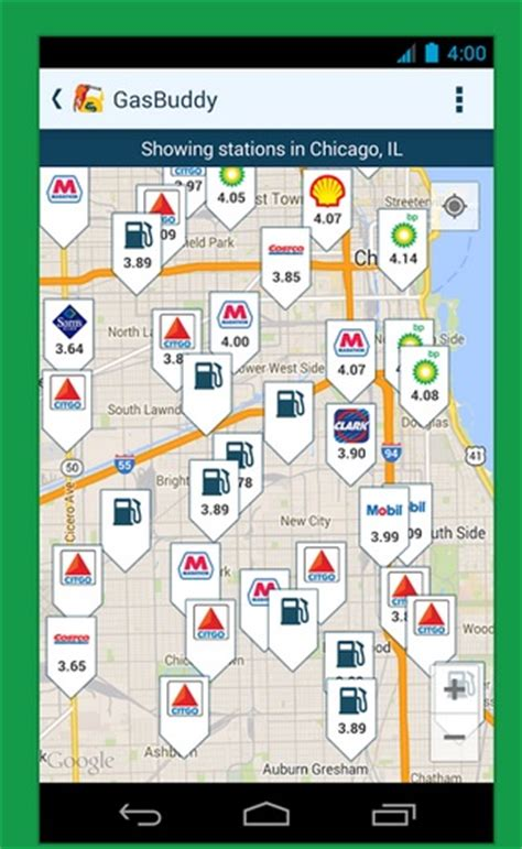 cheapest gas prices near me gasbuddy helps you find cheap gas stations near you