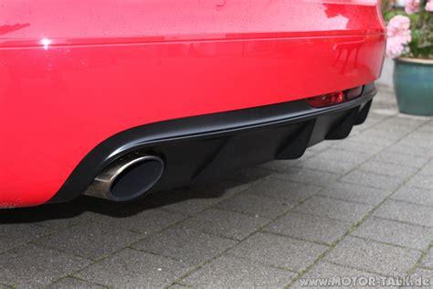 Audi Tt 8j Diffusor by Audi Tt Coupe 1 8tfsi 16 04 2010 05 Diffusor Lackieren