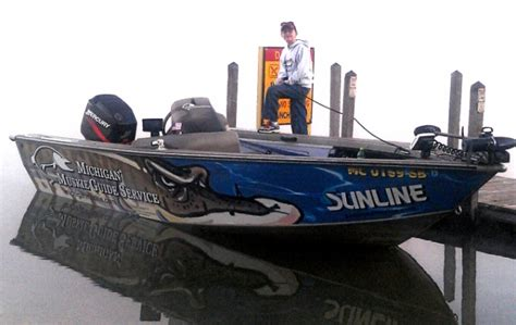 boat wraps grand rapids mi muskiefirst show us your musky rig 187 muskie boats and
