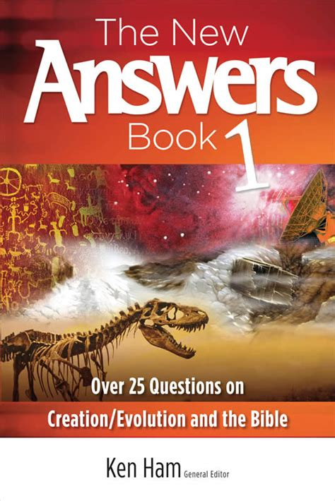 the answers book for the new answers book 1