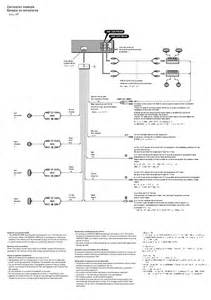 sony cdx wiring diagram 1200 cdx free printable wiring diagrams