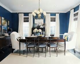 Blue Dining Room by Dining Out In Your New Navy Blue Dining Room