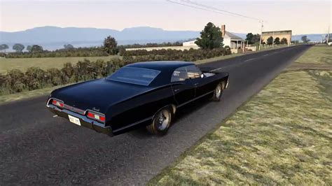 supernatural 1967 chevrolet impala 1967 chevrolet impala supernatural edition in longford