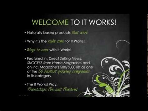 it works images is quot it works quot a great opportunity prospecting webinar