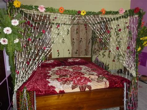flower bed decoration ideas and nice pictures wedding bedroom decoration with