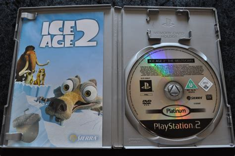 age 2 console age 2 the meltdown platinum playstation 2 ps2