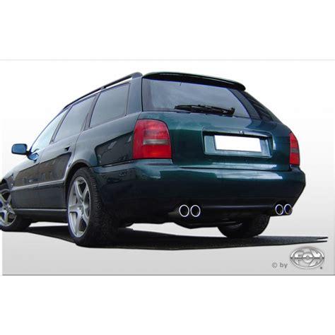 Audi A4 Sportauspuff by Fox Sportauspuff F 252 R Audi A4 Typ B5 Limousine Avant Von