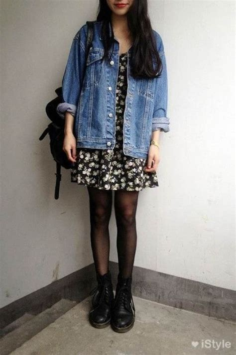 20 style tips on how to wear oversized denim jackets gurl gurl