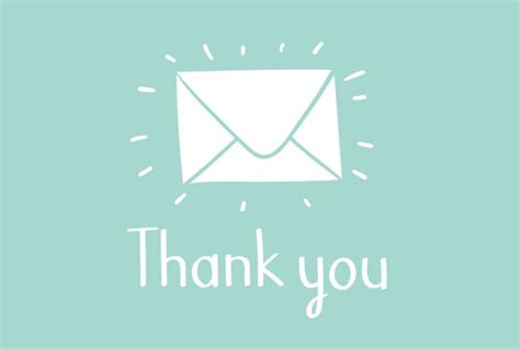 how to send a thank you email to commenters in