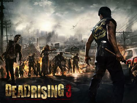 dead rising  game wallpapers hd wallpapers id