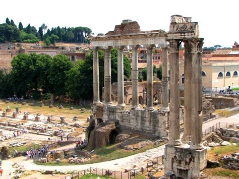 antique forum monuments de la rome antique tourisme voyage