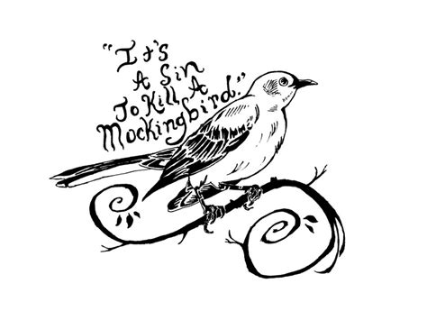 to kill a mockingbird tattoo to kill a mockingbird design by y pestis on deviantart