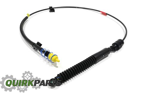 install shift cable    gmc yukon service manual installing  shifter cable