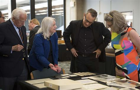 the david mccullough collection tom hanks david mccullough visit the archives out of