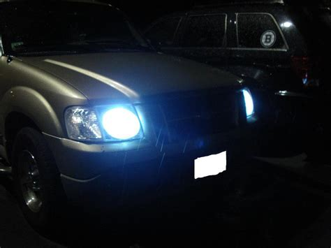 Trac Light On by Ford Explorer Sport Trac Xenon Hid Light Conversion Kit