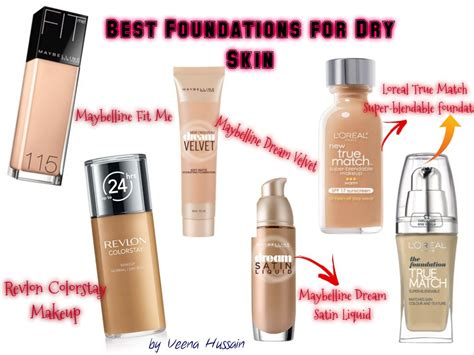 light foundation for dry skin best drugstore foundations for dry skin tips to a