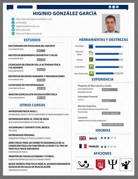 Modelo Curriculum Vitae Deportivo Curr 237 Culum Vitae Entrenador Personal Entrenador De Tenis De Mesa