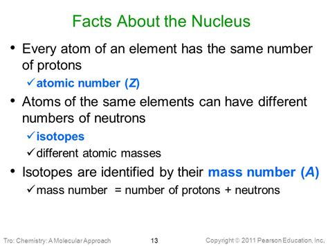 protons facts chapter 19 radioactivity and nuclear chemistry ppt