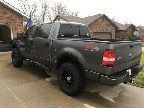Ford F150 2005 by South Central 2005 F150 Fx4 5 4 4x4 16000 Ford F150
