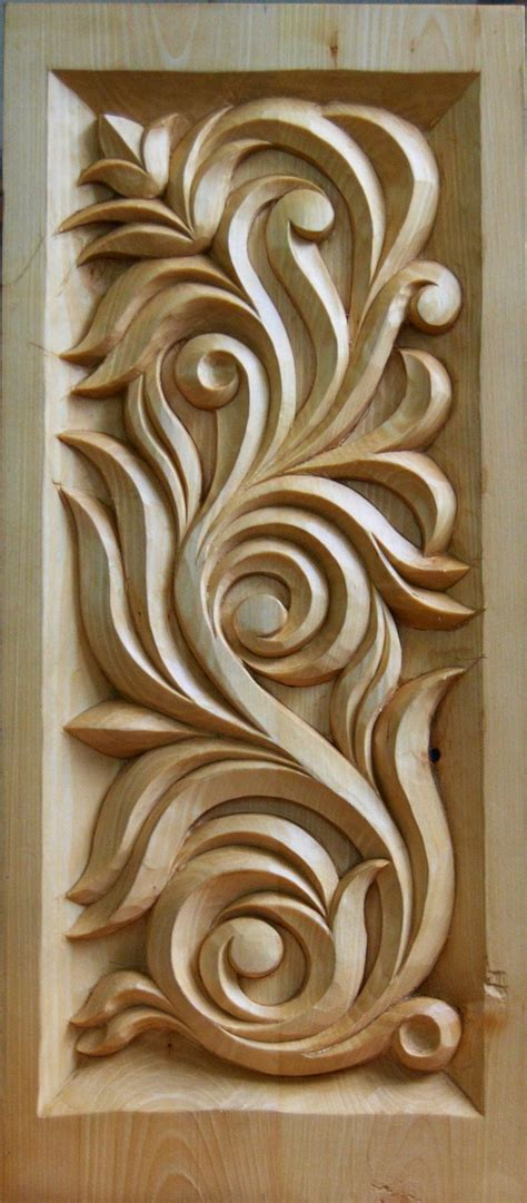 Wood Carving By Polusar On Deviantart