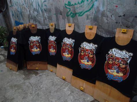 Kaos Evo Kaos Band Kaos Distro Kaos Combed konveksi kaos murah surabaya kaos distro kamtis jombang