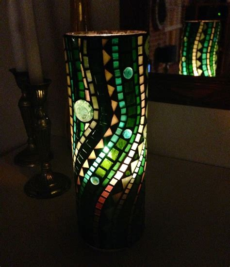 Madness Vase by 69 Curated Mosaic Madness Creations Ideas By