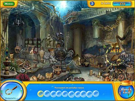 zoek spelletjes zoek spel spelletjes nl speel fishdom h2o hidden odyssey gt online spellen big fish