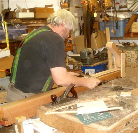 don williams woodworker don williams replicates the gragg chair popular