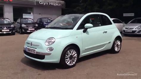 Fiat Green by Fiat 500 Lounge Green 2014