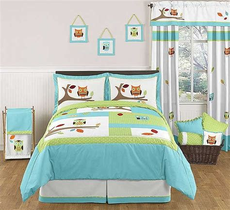 owl queen comforter set hooty the owl comforter set 3 piece full queen size by