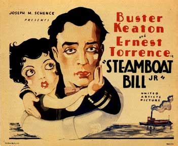 robert buster floor l steamboat bill jr 1928