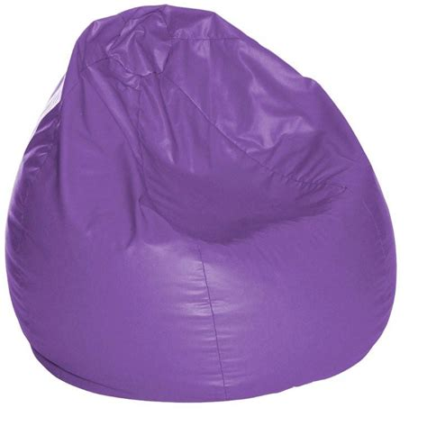 bean bag chair lovetheseventies purple bean bag chair