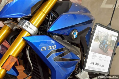 Bmw Motorrad Malaysia 2016 by 2016 Bmw Motorrad G310r Previewed In Malaysia Image 499594