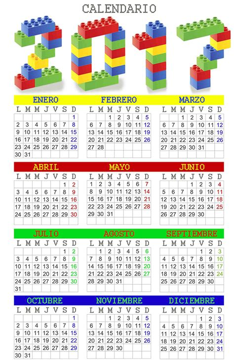Un Calendario 2017 Calendario 2017 En Psd Calendarios 2018 Para Photoshop