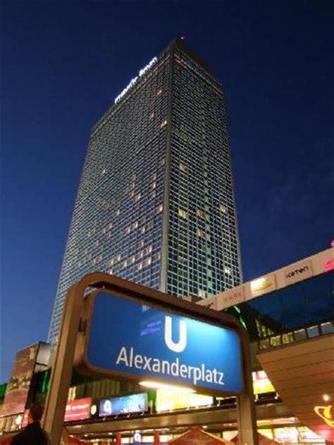 park inn alexanderplatz hotel hotel park inn ad alexanderplatz picture of berlin