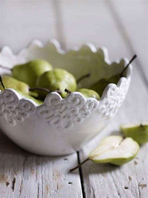 shabby chic fruit bowl shabby chic lace fruit bowl 163 9 60 at house of fraser