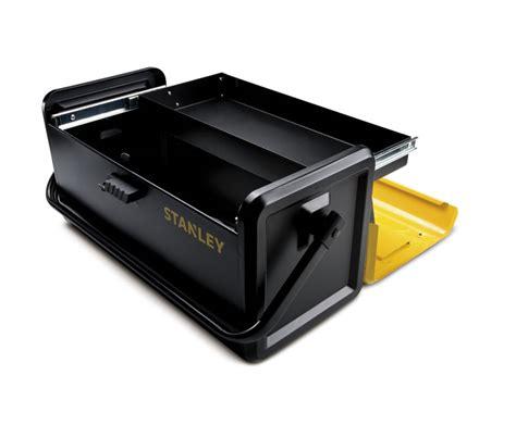 stanley storage metal storage 19 quot metal tool box 1