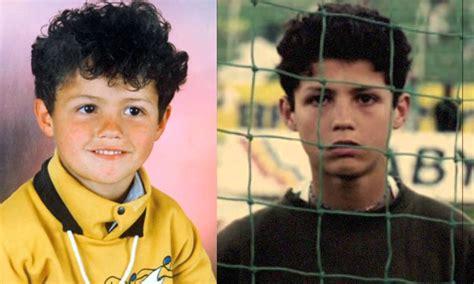 Cristiano Ronaldo Biography Early Life | cristiano ronaldo the story of his childhood youtube