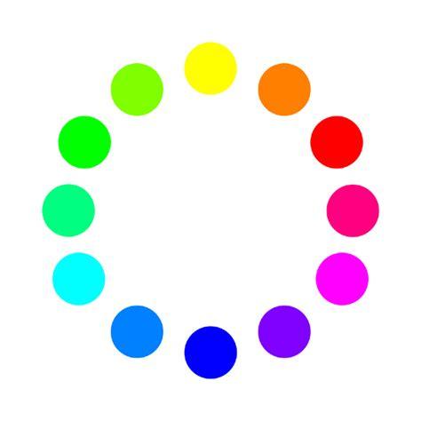 color circles color hue